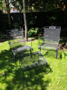 Wrought Iron Buy Or Sell Patio Amp Garden Furniture In