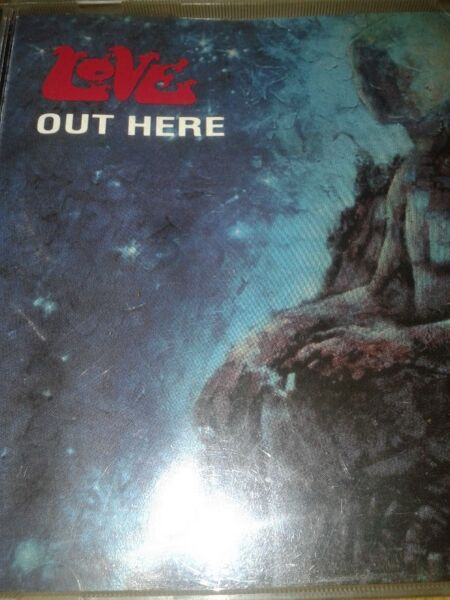 LOVE - Out Here,cd,USA,69