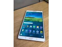 Samsung galaxy Tab S T705 WiFi and cellular