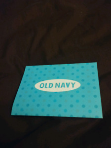 50 dollar Old Navy gift card for sale