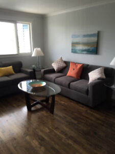 Furnished apartment near pleasantville December 15- May 1.