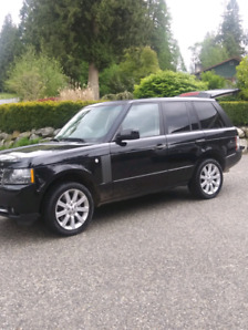 08 range Rover supercharged  ..low kms