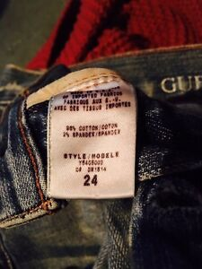 Lady's Guess jeans! *never worn* Peterborough Peterborough Area image 5