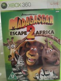 PS1 Madagascar game