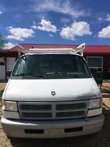 For Sale  -  1995 Dodge 250 Van