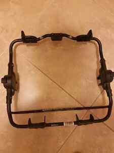Uppababy stroller to graco carseat adapter