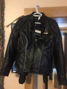 Ladies Harley Davidson Jacket New
