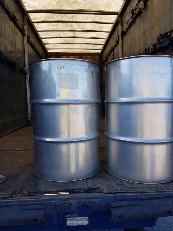 220 litre Stainless Steel drumin Loughton, EssexGumtree - 220 litre/45 gallon stainless steel drumI have two available £75 each45 GallonWidth 60cmHeight 90Weight 8kgMay have small dentsReconditionedCash on collectionCan deliver if with in distance please call for charge before buyingPlease do not pay on...