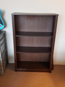 Wooden Book Shelf (2.5 ft x 1 ft x 4 ft)