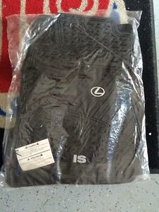 Lexus IS 250 RWD winter mats ( brand new)