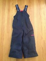 Girls Oshkosh snowsuit