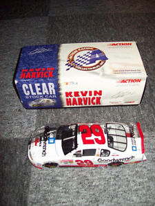 1/24 NASCAR diecast - Harvick, Skinner, Park and Cope