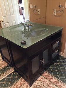 Ove Monica 43 inch single sink vanity