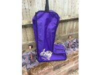 Long Riding Boots Carrying Bag