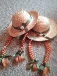 Anne of Green Gables Hats for Dress up / Halloween hats (2)
