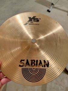 Various Sabian Cymbals (Prices in Ad)