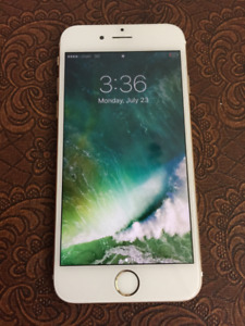 iPhone 6 64Gb Gold Perfect Condition