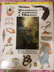 Wilderness Camping and Hiking by Paul Tawrell