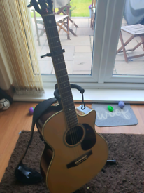 Crafter TMC O35 electro acoustic- 45mm nut, mint condition!!