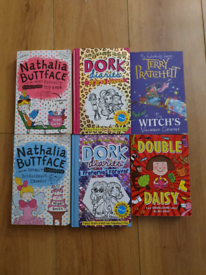 Childrens fiction books