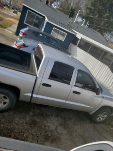 2007 dodge dakota v8 4x4