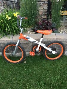Planes Bicycle with training wheels
