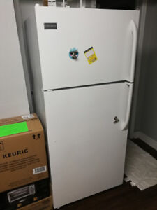 2 frigidaire FRIDGE with many other