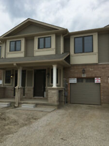 For Lease! Brand New Townhouse, 3 bedrooms!
