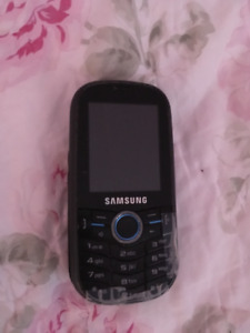 Samsung slider phone/Telephone a clavier coulissant Samsung