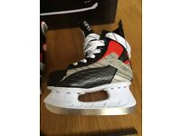 Kids Ice Hockey Boots UK Size 1