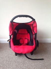 Baby car child seat