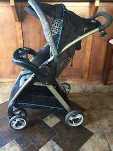 Graco 6 Wheeled Foldable Stroller