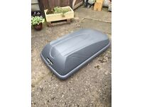 Roof box. SOLD