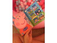 Peppa pig DVD set