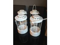 Wedding bird cages/ lanterns