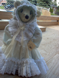 Mouse Mate Label doll