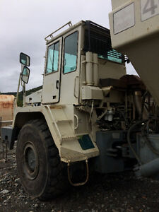 1996 Terex 4066C Articulated dump truck for sale. Prince George British Columbia image 3