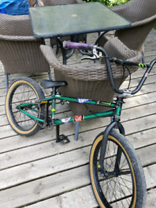 BMX bike,GT 2 years old