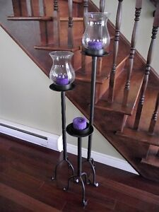 Candle Holders - 3 PC set
