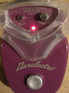 Danelectro French Fries Auto-Wah