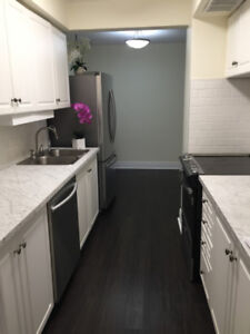 Beautiful 2 bedroom condo for rent in Mississauga