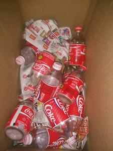 Ancienne bouteille de coke