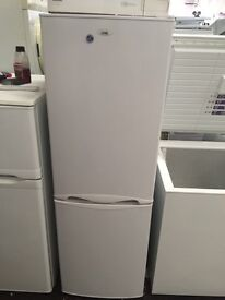 Logik fridge freezer 5ft tall for sale good condition £80 free delivery