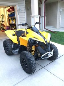 2013 Can Am Renegade 1000 low Kms!