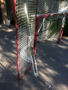 REDUCED Warrior Ritual V3 Senior Goalie Stick