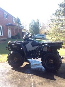 2006 Polaris Sportsman 500 H.O Kawartha Lakes Peterborough Area image 1