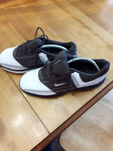 """Men's leather """"Nikeair`Golf shoes"""