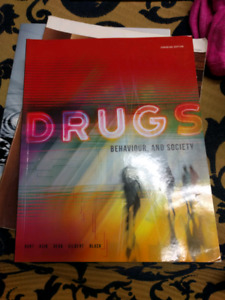 Drugs behaviour and society textbook