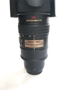 Pro Photographer Selling Excellent Condition Lenses for Nikon
