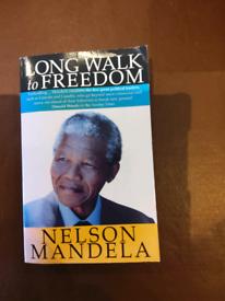 Book, Nelson Mandela Autobiography